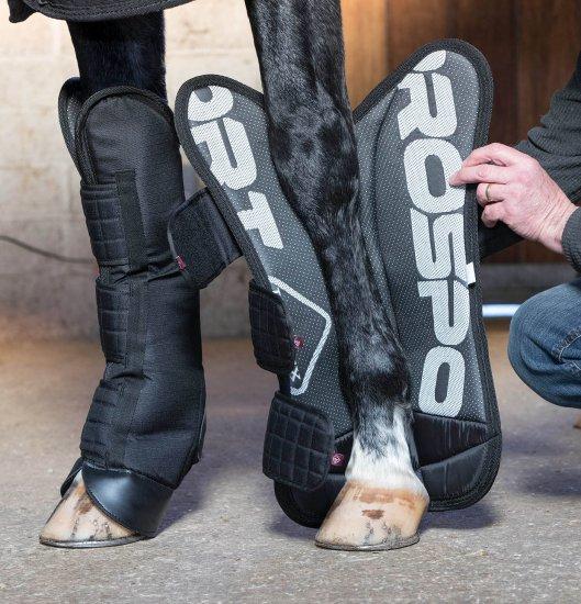 Le Mieux Carbon Travel Boots Black