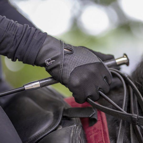 Le Mieux Mesh Pro Touch Riding Glove