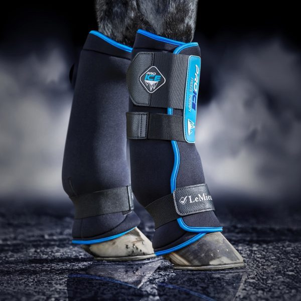 LeMieux Pro Ice Therapy Boots