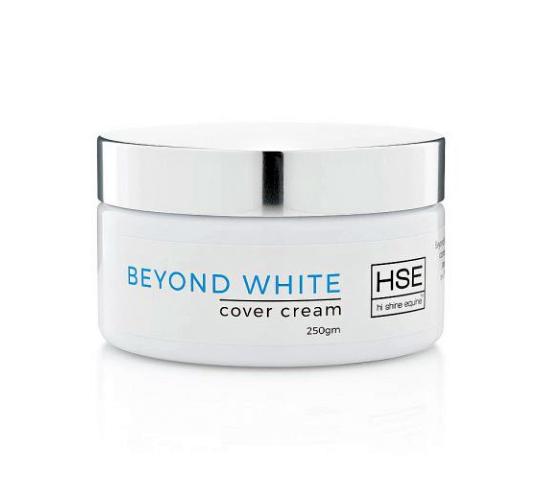 HSE Beyond White Cover Cream